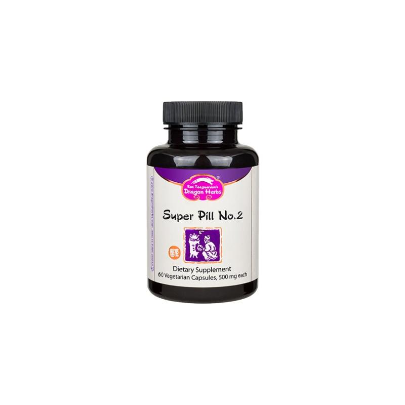 Dragon Herbs Ron Teeguardens Super Pill No. 2:
