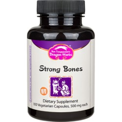 Dragon Herbs Strong Bones