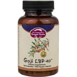 Dragon Herbs Goji LBP-40 Kapslar