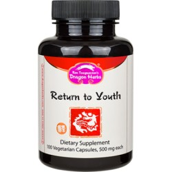 Dragon Herbs Return to Youth