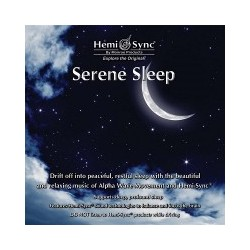 Serene Sleep CD