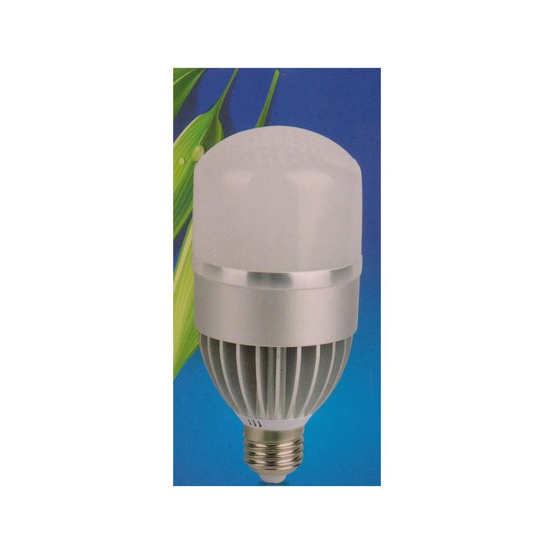 LED-lampa med solens spektrum & negativa joner